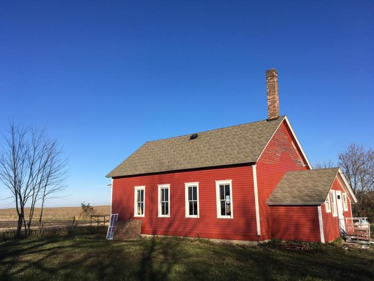 Nancy's Prairie Schoolhouse in MN